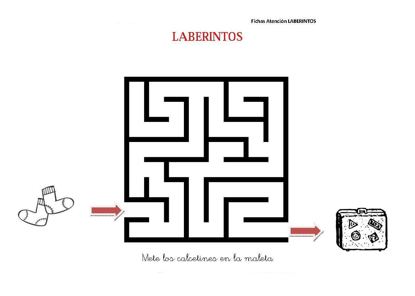 Laberintos Faciles - Secretos Marlove